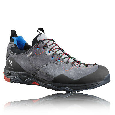Haglofs Rocker Leather Mens Grey GORE-TEX Waterproof Walking Sports Shoes