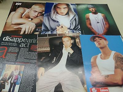 Eminem poster pinups &  clippings #MC48