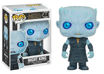 POP! Vinyl Tv Game Of Thrones 5068 Night King Figurine New & Boxed