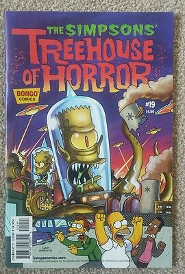 The Simpson's Treehouse of Horror, #19 (2013)
