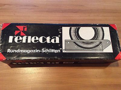 Adaptor for Reflecta rotary magazine 175, for use with Reflecta slide projectors