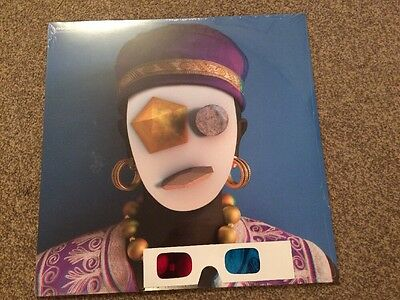 "Debruit ""Spatio-Temporel"" vinyl 12"" EP Civil 2010 NEW - SEALED + 3d glasses"