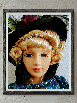 Good Spirit Haunted Doll-Porcelain/active/protective