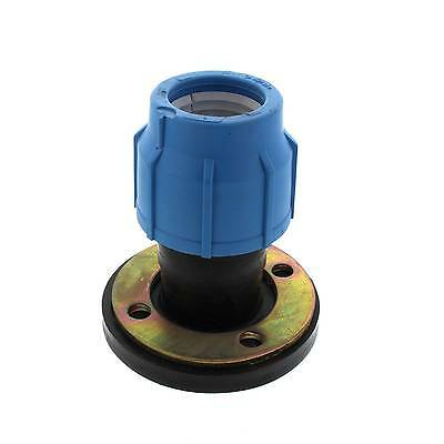 Alprene 63mm Poly Flange x 2 Inch Includes Backing Ring Irrigation Watering