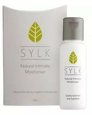 Sylk Natural Intimate lubricant 40g