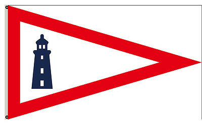 Pennant of a United States Lighthouse Service vessel flag