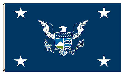 Department of Homeland Security banner the Secretary of Homeland Security flag