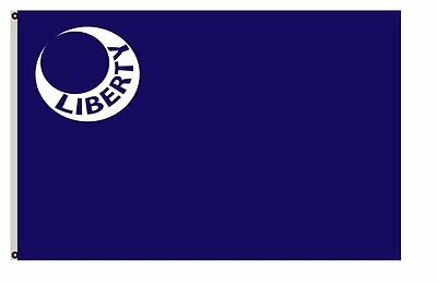 South Carolina Flag The Moultrie banner (also known as the Liberty Flag) 3x5ft
