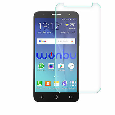 """Tempered Glass Film Screen Protector For Alcatel Pop 4 Plus 5,5"""""""