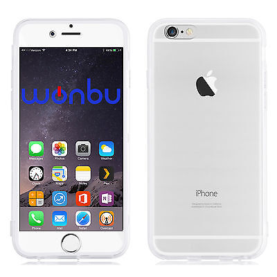 Transparent Thin Tpu Gel Case Cover For Iphone 6S A1690