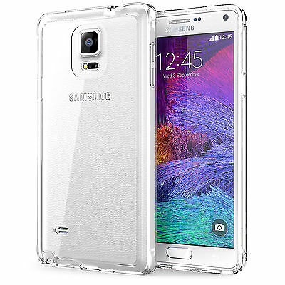 Transparent Thin Tpu Gel Case Cover For Samsung Galaxy Note 4 N910C