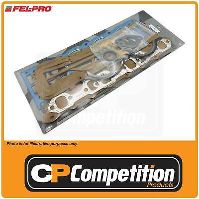 Full Gasket Set Holden V8 308 Blue Rope Rear Main Seal With Felpro Head Gasket