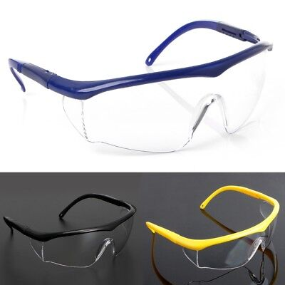 Safety Goggles Work Lab Laboratory Eyewear Eye Protection Spectacles Glasses