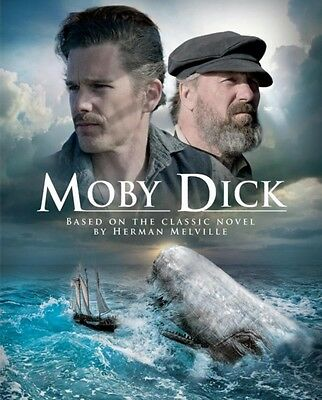 Moby-Dick or The Whale by Herman Melville - Audio Book MP3 CD