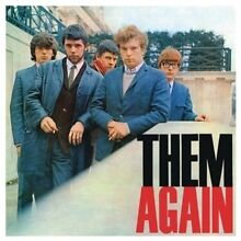 "LP THEM ""THEM AGAIN"". New"
