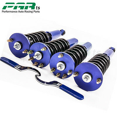 Coilovers Suspension for 04-08 Acura TSX 03-07 Accord Shock Absorbers PAR