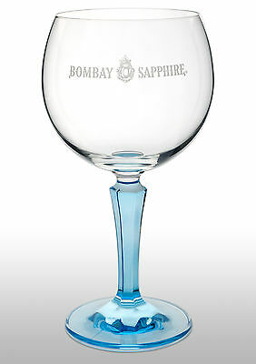 Bombay Sapphire Gin Balloon Glass New