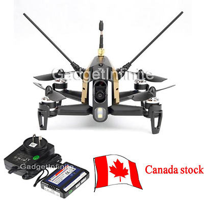 Walkera Rodeo 150 4-Axis FPV Quadcopter Drone with  600TVL Camera & Battery CAN