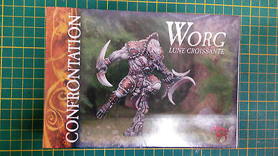 OOP New In Box Confrontation Worg of the Waxing Moon Lune Croissante
