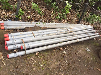 Waterwell drilling rods