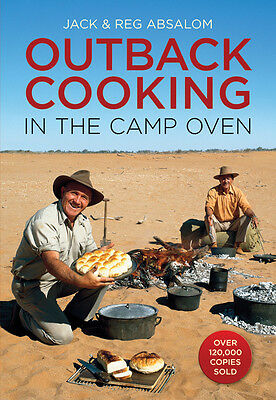 Outback Cooking in the Camp Oven *FREE SHIPPING - NEW*
