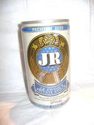 **-1980 Jr-Jr Ewing's Private Stock-Premium Beer-Imported From Texas-**