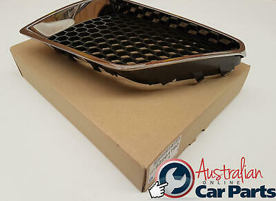Front Bumper Upper Grille RH suitable for Pontiac G8 Genuine GM New 92201781
