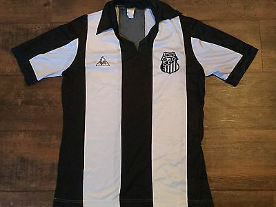 1979 Santos Football Shirt Adults Small Camisa Brazil