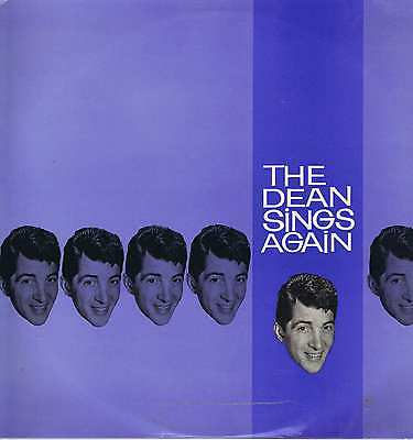 Dean Martin – The Dean Sings Again – T 115 – LP Vinyl Record