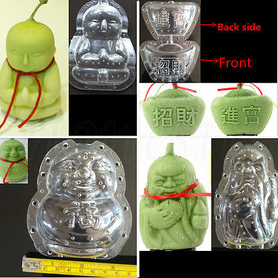 Ginseng Fruit Shaping Mold Fun Shaped Garden Vegetable Growth Forming Mould Tool
