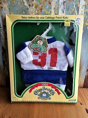 Vintage 1984 Coleco Cabbage Patch Kid Clothing Outfit in Box