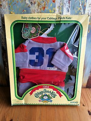 Vintage Original 1984 Coleco Cabbage Patch Kid Clothing Outfit in Box