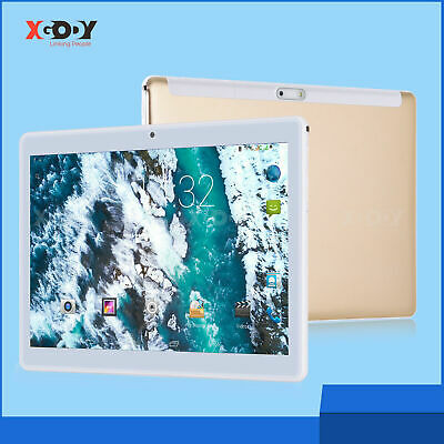 Xgody 10 Zoll Tablet Pc 32Gb 2Gb Ram 3G Wcdma Quad Core Ips Dual Sim Gps 10.1''