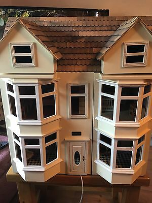 HUGE Bundle DOLLS Emporium House + Furniture & Figures + Lights