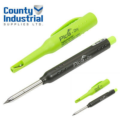 2X Pica Pencil 3030 / Pica Dry Longlife Automatic Pen Long Lasting Life