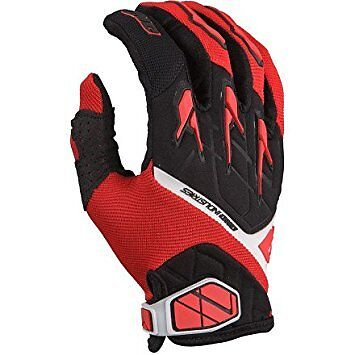 2013 One Industries Drako Motocross MTB MX RED Gloves Adult Size M/9