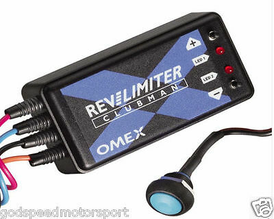 OMEX Race/Rally/Motorsport Clubman Rev Limiter Launch Control