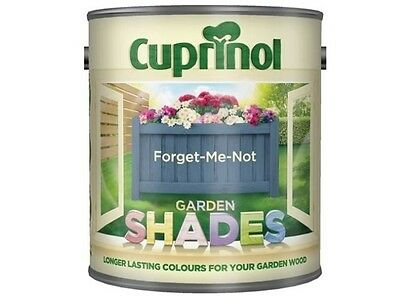 Cuprinol Garden Shades Forget me not  2.5 Litre