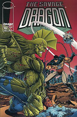 SAVAGE DRAGON 16 - IMAGE - US-COMIC - englisch - C397