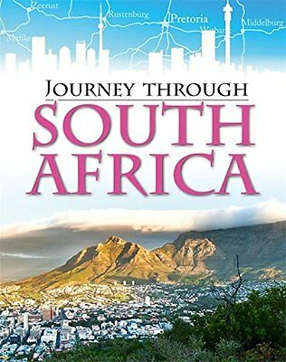 Journey Through: South Africa New Hardcover Book Anita Ganeri