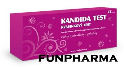 Candida Test Kit For Home - 1st Class Shipping