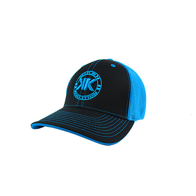 Miken Koalition Hat by Pacific 404M KO/BLACK/ELECTRIC BLUE SM/MD (6 7/8- 7 3/8)