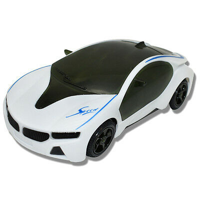 3D LED Flashing Light Car Toys Music Sound Electric Toy Cars Kids Children N4B5