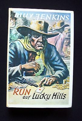 Billy Jenkins - Run auf Lucky Hills, 1976