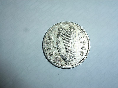 Irish Eire Ireland One Shilling coins - choose your coin and year - 1928 to 1968