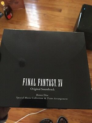 Final Fantasy XV original soundtrack [Japan Import Collection]