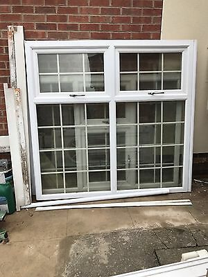 Various Size Double Glazed Windows Including Bay Window