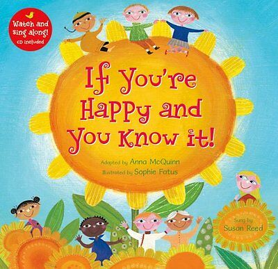 If You're Happy and You Know It (A Barefoot Singalong) New Paperback Book Anna M