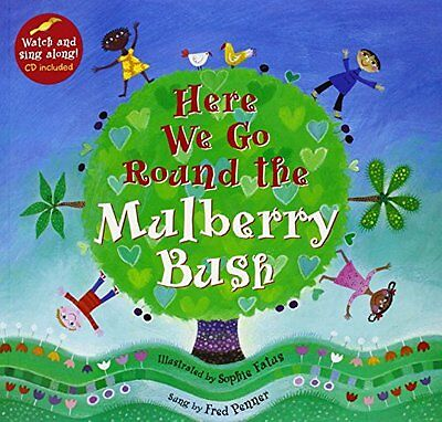 Here We Go Round The Mulberry Bush (A Barefoot Singalong) New Paperback Book Bar