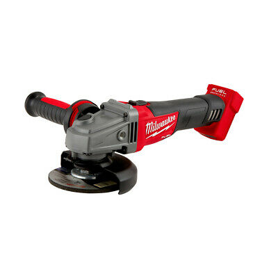 "Milwaukee M18 18V 4-1/2"" - 5"" Grinder with Lock-On (Bare Tool) 2781-20 New"